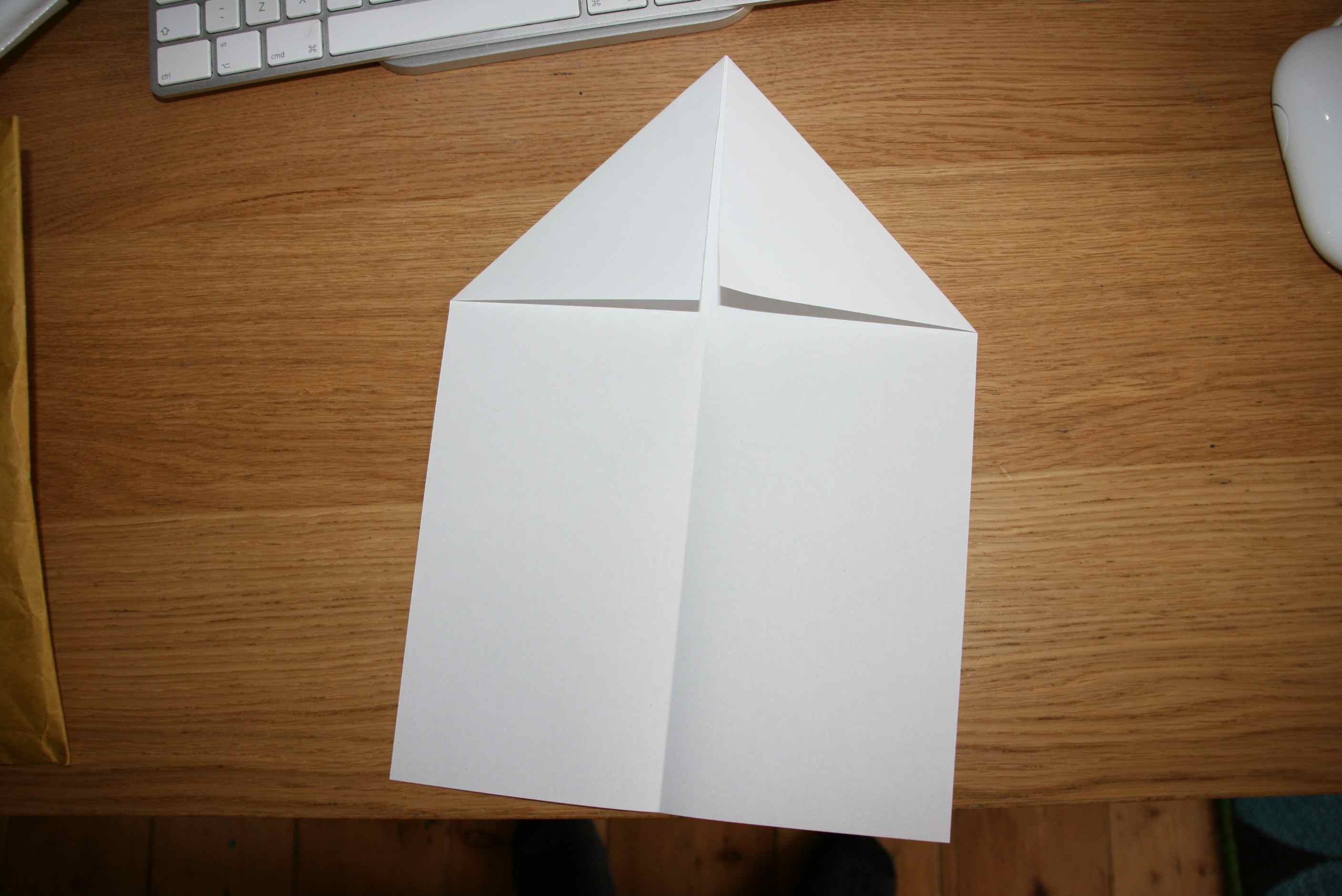 how to make a complicated paper airplane