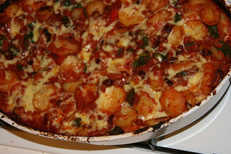 Potato & tomato bake… | b l o g . m a t t