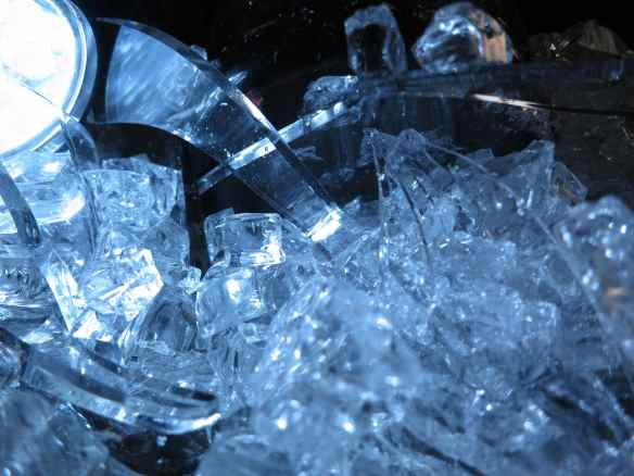 Glass ice 13.01.13 - 09