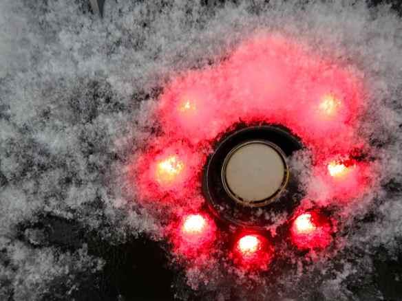 Snowy Gloucester 18.01.13 - 05