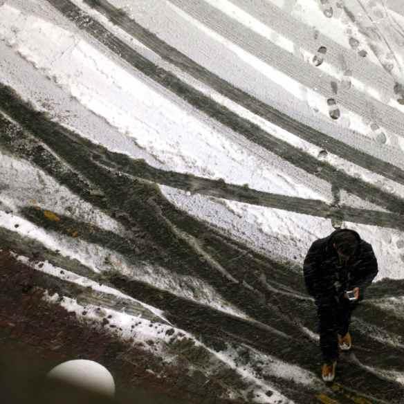 Snowy Gloucester 18.01.13 - 27