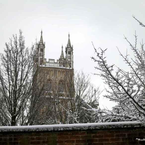 Snowy Gloucester 18.01.13 - 48
