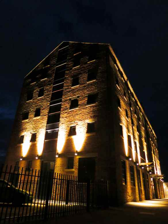 Lock Warehouse lighting 15.02.13 - 19