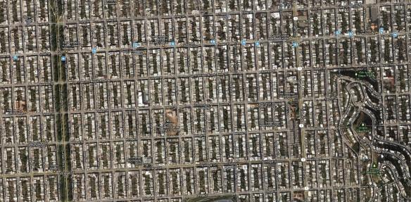 San Francisco grid pattern 10.04.13