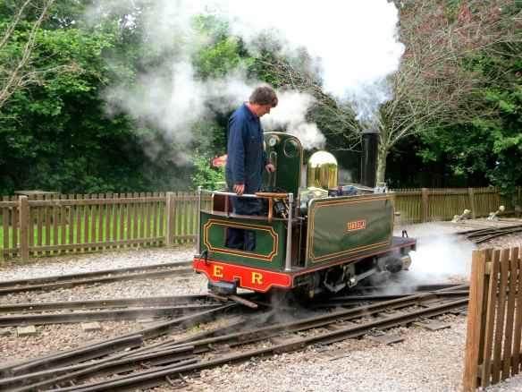 Perrygrove Railway 23.06.13 - 16