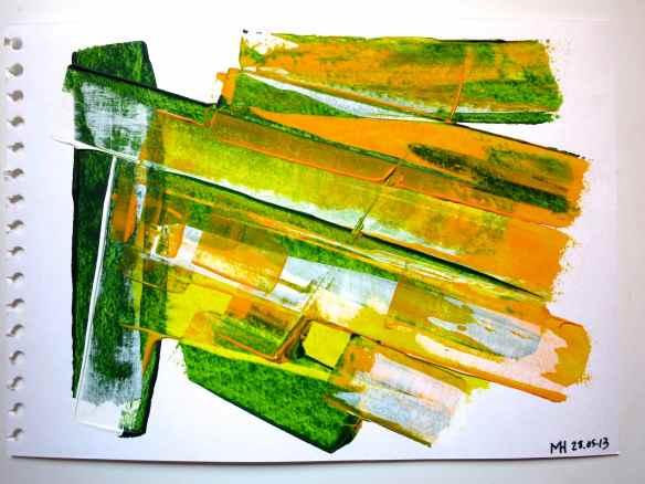 Acrylic painting 31.05.13 - 3