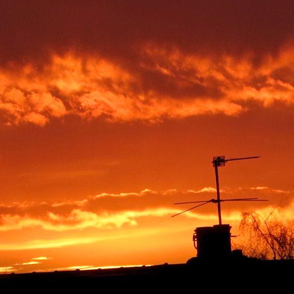 Sunset 28.02.14 - 3